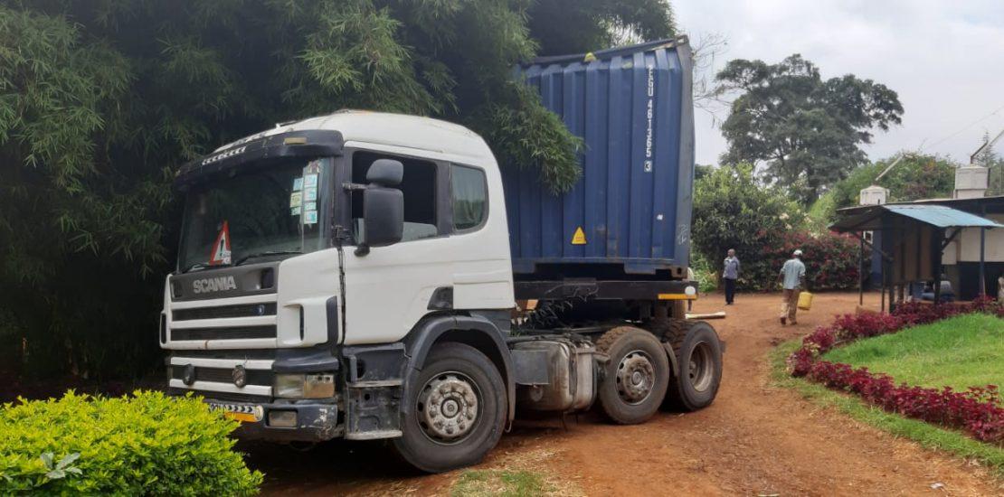 Goldfields Logistics Ltd Transportation